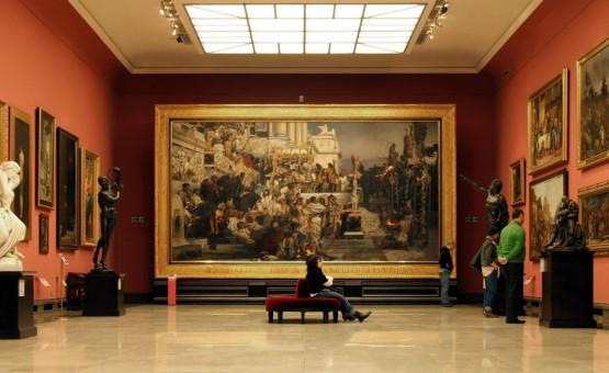 Виртуальные туры (экскурсии) в музеи всего мира