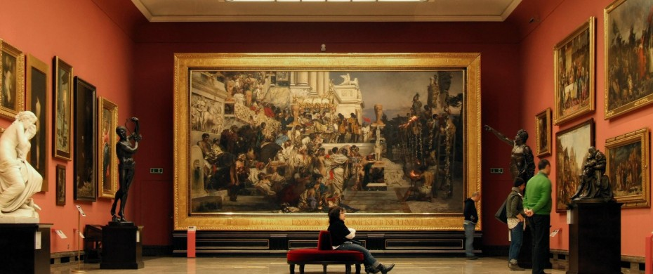 Виртуальные туры в музеи всего мира