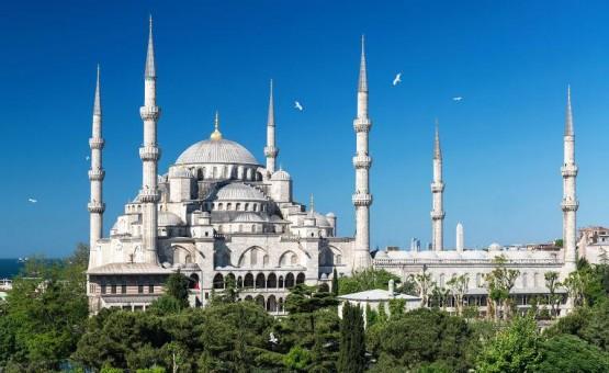 Weekend в Стамбуле SPO2 из Херсона Turkish Airlines